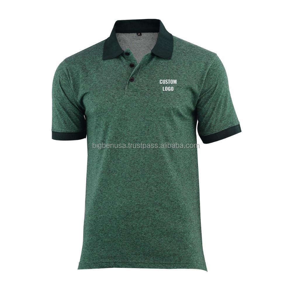 Oem Wholesale Custom Mens Polo Shirt