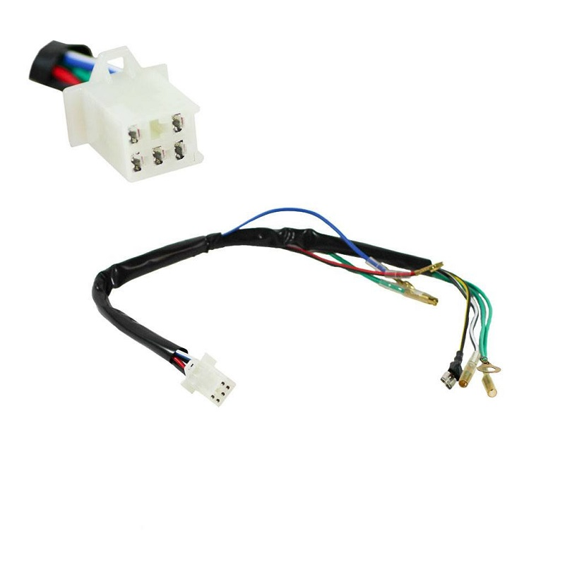 Odm Oem Rosh Compliant 2 Pin 12v Automotive Electrical Wire ...