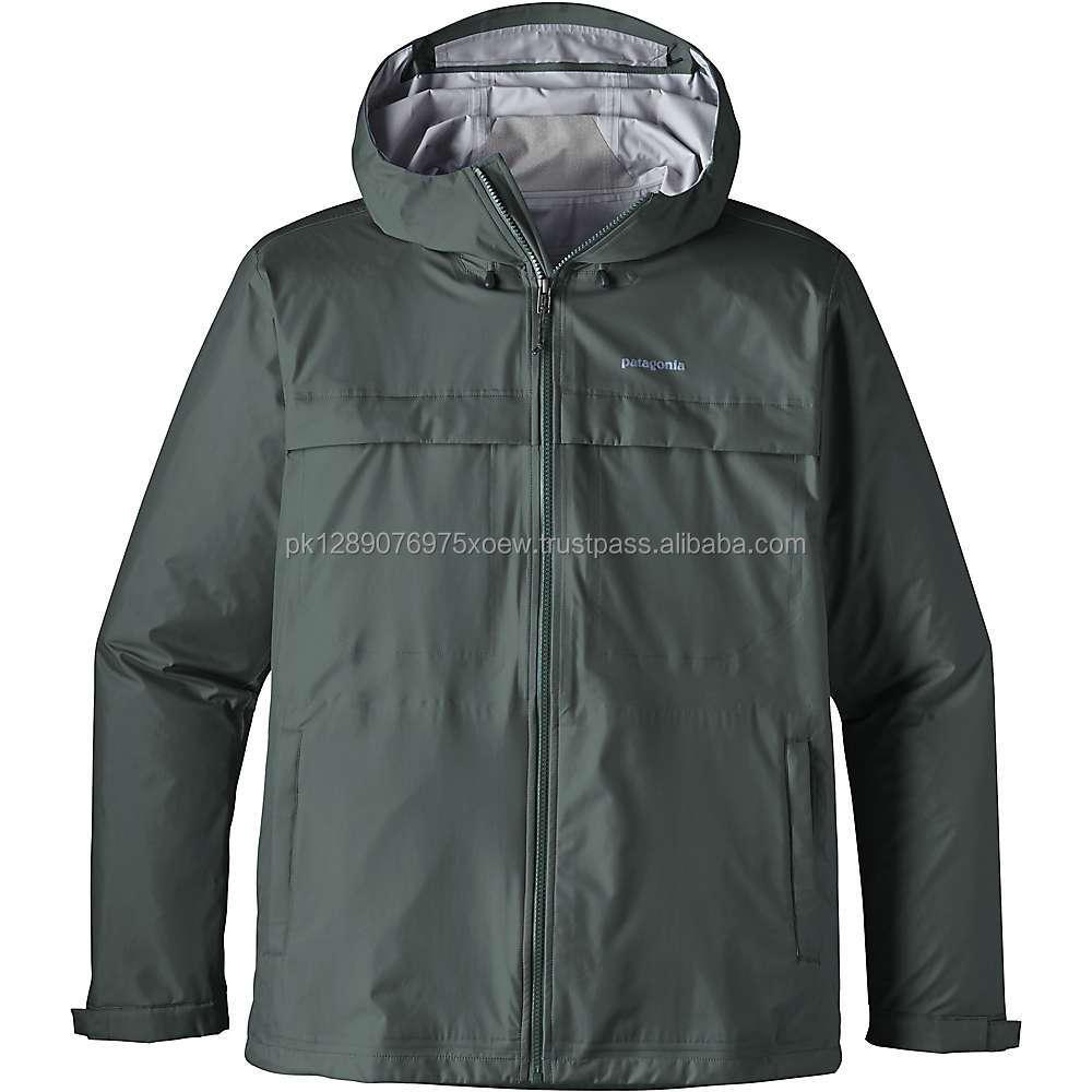 Black Blank Stylish Plain Windbreaker Jackets,Fashionable Rain ...
