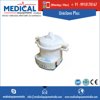 Fully Automatic, Indigenously Designed Uniclave Plus 13.5 L Autoclave
