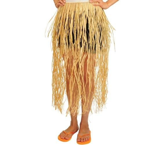 5cde1bec7 Adultos rafia hula falda/42 en # HL133