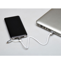 20000mah External Battery 2 USB LED Portable Powerbank Mobile Phone Charger Private Label