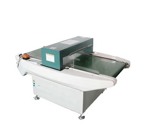 Industry Automatic Textile Food Metal Detector Price in China