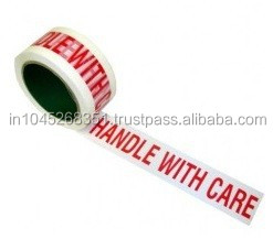Customized prints as company logo, brand name tape
