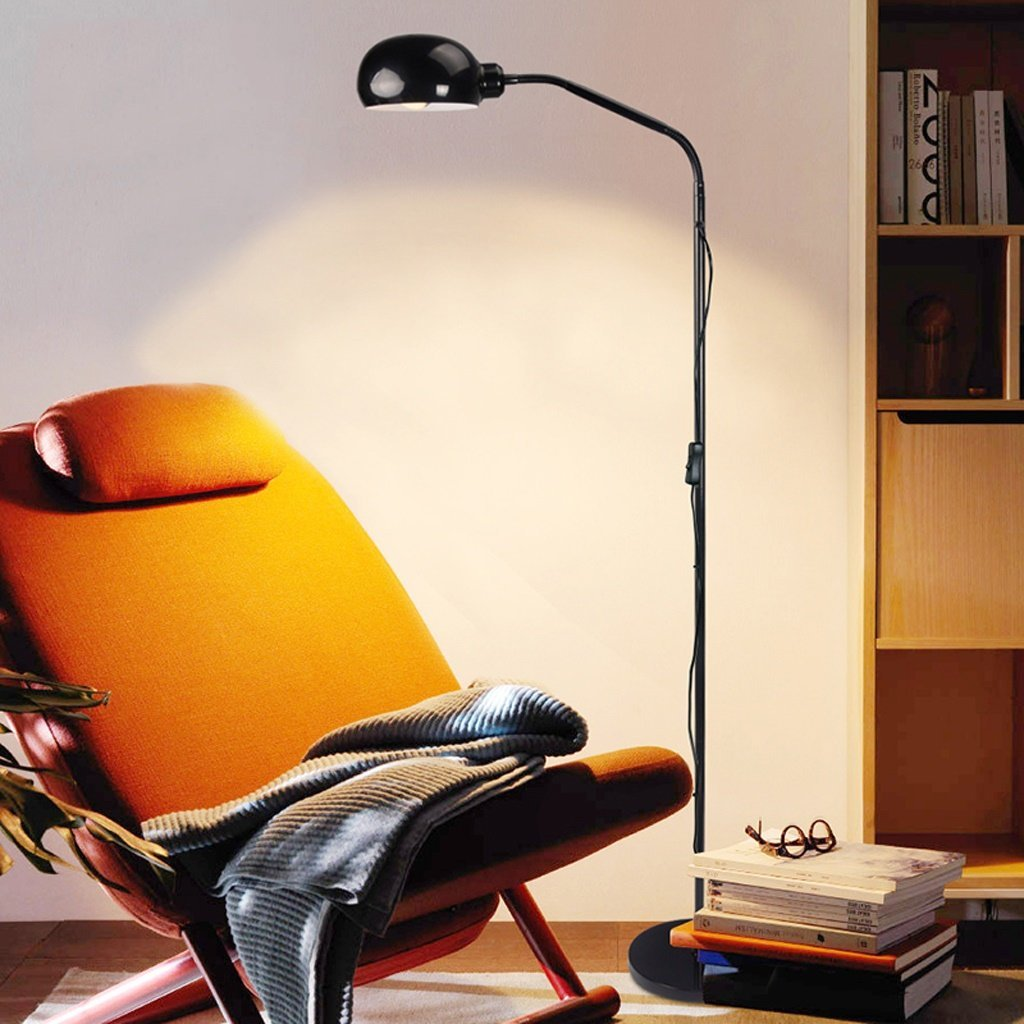 Edge To Floor lamp Nordic Floor Lamp Bedroom Lamp Simple Modern Floor Lamp Creative Floor Lamp Living Room Bedside Lamp American Floor Lamp