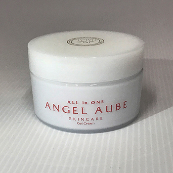 Effective Anf Original Japanese Beauty Face Cream All-in-one Angel  Aube,Halal Certified - Buy All-in-one,Halal Certified,Japan Made Product on