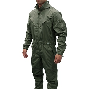Eco-Friendly FR Cotton Military Coveralls