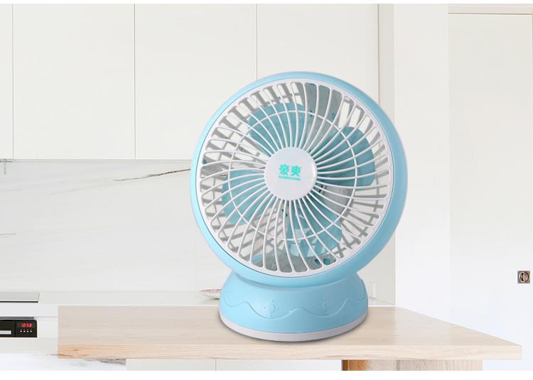 Fancy mini v dc raffreddamento scrivania ventilatore usb