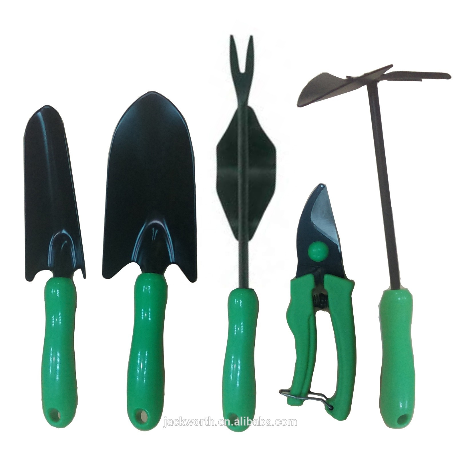 3 PCS Gardening Tool With Multi-hoe