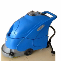 Floor Scrubber, Washer & Dryer Machine - Industrial E4501