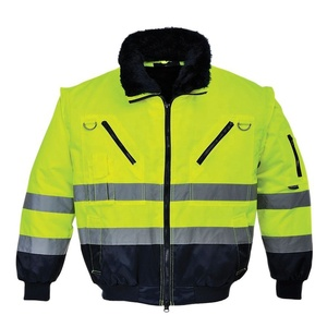 winter heat electronic reflective jacket