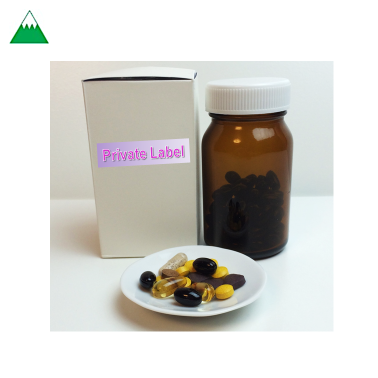 Private brand Natural food supplements from Japanese experienced manufacturer Made in Japan