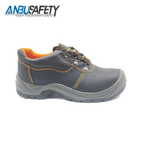 High quality steel toe cap industrial name brand safety shoes for workers