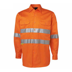 High Visibility workwear cheap safety reflective Shirt - workwear Shirts