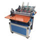 semi-automatic glue-coated machine, paper sheet gluing machine