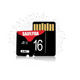 1gb 2gb 4gb 8gb 16gb 32gb High Speed Memory Card SD Mini Size Tf Card Good Die with Adapter