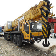 Used 200 ton hydraulic TADANO mobile crane, TADANO TG2000M truck crane, Nice Working Condition