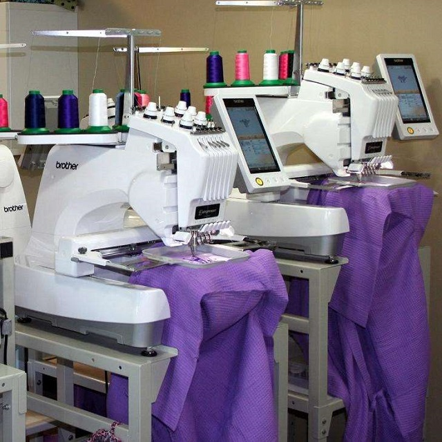 Brother Entrepreneur PR650e Embroidery Machine
