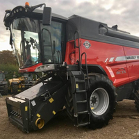 Top quality Brand New and Fairly Used MASSEY-FERGUSON COMBINE HARVESTER