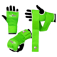 SFI Inner Hand Wrap Gloves MMA Boxing Wrist Fight PAIR Sporting Goods Boxing, Martial Arts & MMA Protective Gear Green