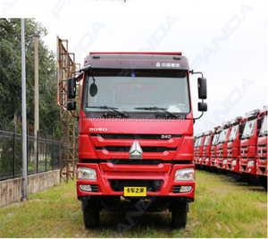 95% new condition competitive price used howo dump truck 6*4/8*4, 30/35/40/45/50/55/60/65 ton dump truck for sale