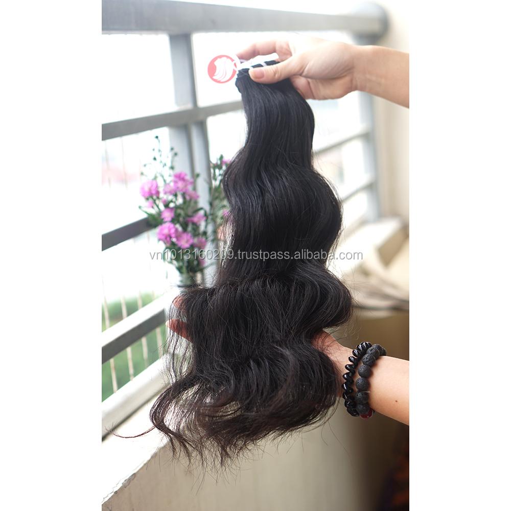 30 Inch Clip In Human Hair Extensions Mongolian Human Twist Wavy