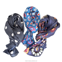 Modal Cashmere Scarves High Quality Digital Printing Made in Italy