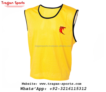 Wholesale Football Training Bibs