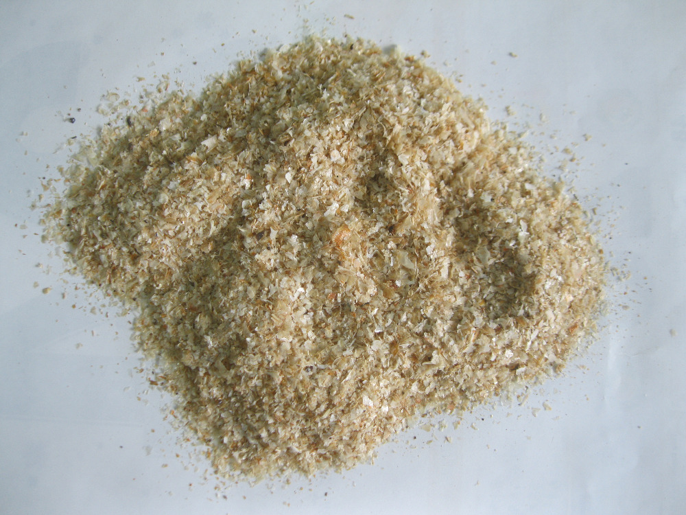 DRIED CRAB SHELL POWDER, MEAL