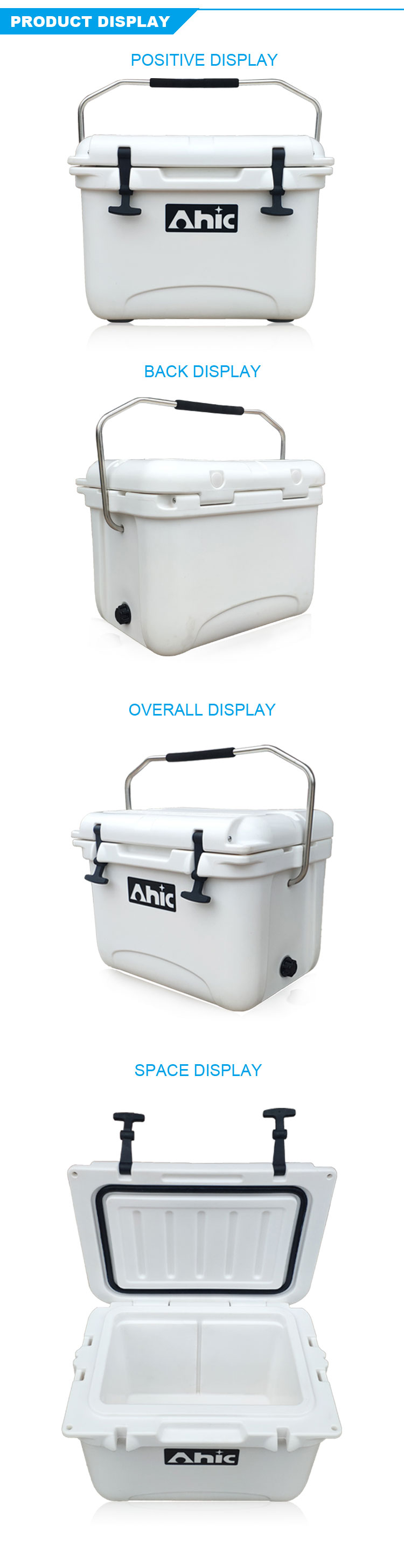 New Design Cheap Plastic Ice Bucket For Sale With High Quality