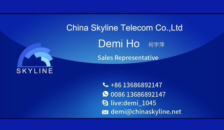 China Skyline VOIP 32ports 512 Sims WCDMA 3G SMS Gateway
