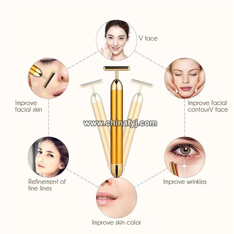 Pulse Facial Massager