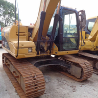 used caterpillar/cat mini excavator 312D / very nice caterpillar 312 303 307 mini excavator digger for sale