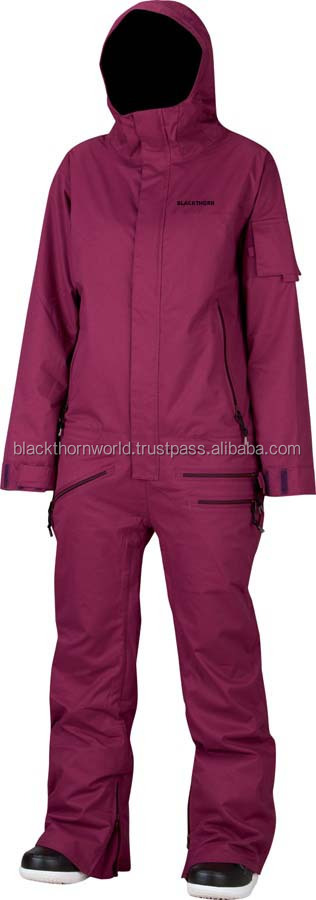 Women ski one piece suit, custom design, logo, fabric and requirements accepted