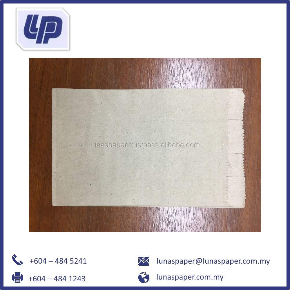 5s Brown Fast Food Grade Paper Bag