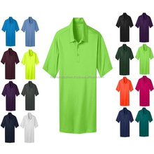 Wholesale Custom Classic Design 35% Cotton 65% Polyester Men's Short-Sleeved Polo Shirt