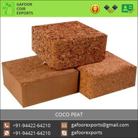 High Quality Natural Coco Peat/Coir Pitch for Agricultural Application