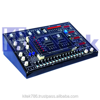 Basic Electronics Trainer Kit Digital Trainer Kit Universal Logic Circuit Trainer Buy Electronics Lab Trainer Digital Traienr Electronics Trainer Product On Alibaba Com