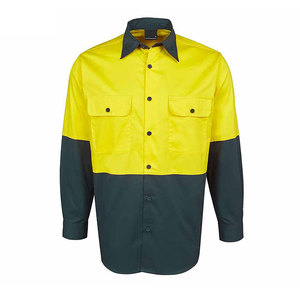 workwear Shirt polyester uniforms Working wear - workwear Shirts