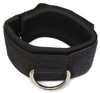 Ankle Strap Neoprene Padded Fitness Wrist Cuff with D Ring Ankle Straps