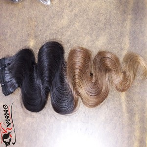 Weave Ombre Human Hair Weft