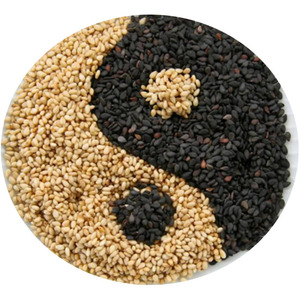 Brown sesame seed / Hulled sesame