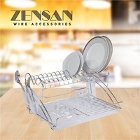 Two Tier Dish Drying Rack