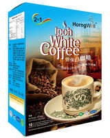2 In 1 Rich and Pure Roasted Instant Ipoh White Coffee