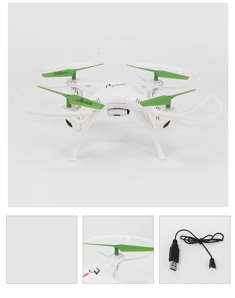2.4G rc drone camera quadcopter with wifi