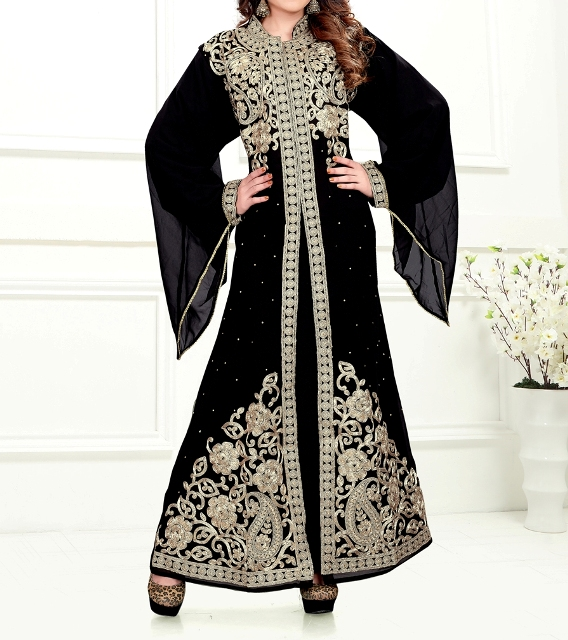 Kaftan Abaya Hijab Muslim Bridal Robe Abaya Design Suit Jilbab Elegant Modern Arabian Kaftan Wedding Gown Fancy Jilbab Thobe Ka Buy Kaftan Morocco Dubai Kaftan India Kaftan Product On Alibaba Com
