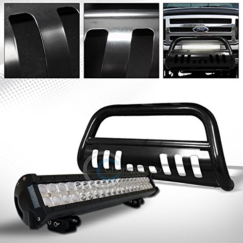 Ford Front Lower Hidden Bumper Mounting Brackets For 22 Inch Offroad Led Light Bar Auxiliary Driving Led Lights for 2011 2012 2013 2014 2015 F250//F350//F450 Super Duty 4WD//2WD QUAKEWORLD