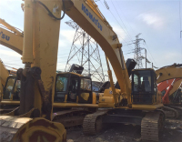 used Japan Komatsu PC200 PC300 PC350-7 Excavator hot sale