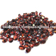 Natural Oval cut natural Mozambique garnet rough stone Oval for sale