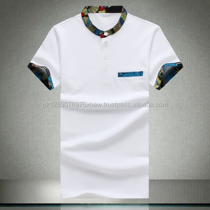 100 Cotton Pk Manufacture Embroidery Polo Shirt T Shirt Wholesale